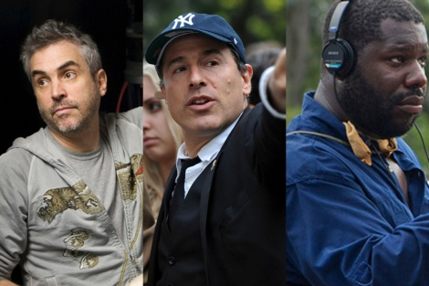 Like their films, Alfonso Cuarón, David O. Russell, and Steve McQueen are the frontrunners for Best Director.